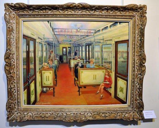 Le musée d'art naïf de Laval accueille un nouveau Rousseau Arcamb10