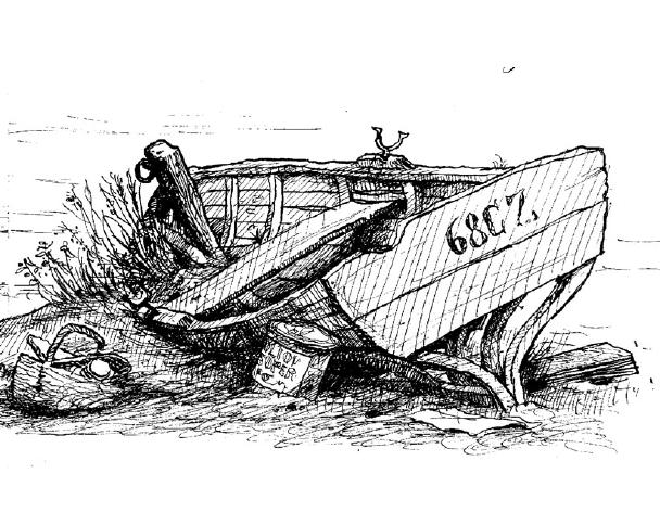 Barques échouées Barque10