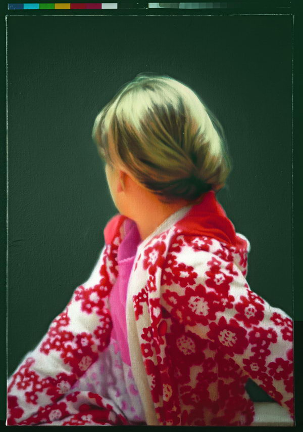 Rétrospective Gerhard Richter à Beaubourg Betty_11