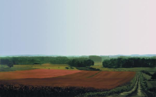 Rétrospective Gerhard Richter à Beaubourg Chinon10