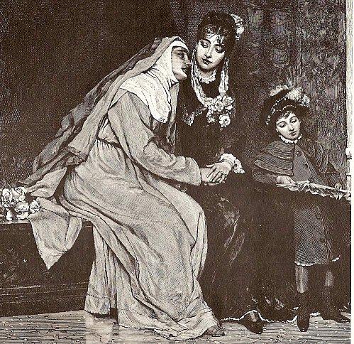 Nonnes et nonnettes fantasmées Couven10
