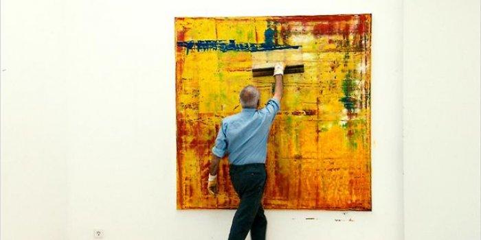 Rétrospective Gerhard Richter à Beaubourg Gerhar13
