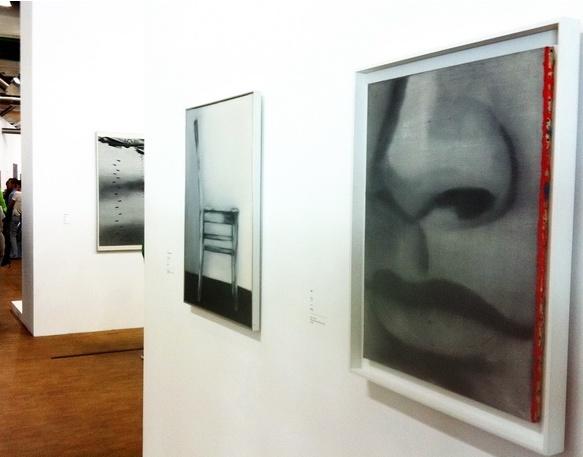 Rétrospective Gerhard Richter à Beaubourg Grapom10