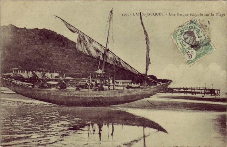 Barques échouées Jonque10