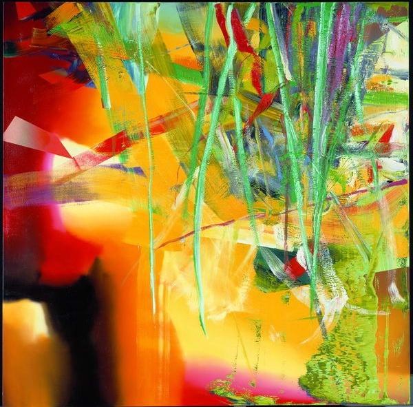 Rétrospective Gerhard Richter à Beaubourg Juin1910