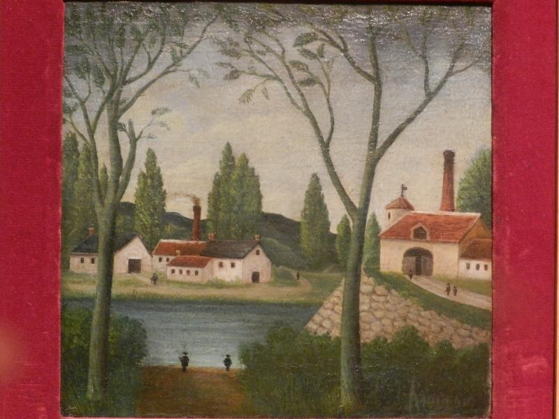 Le musée d'art naïf de Laval accueille un nouveau Rousseau Laval_10