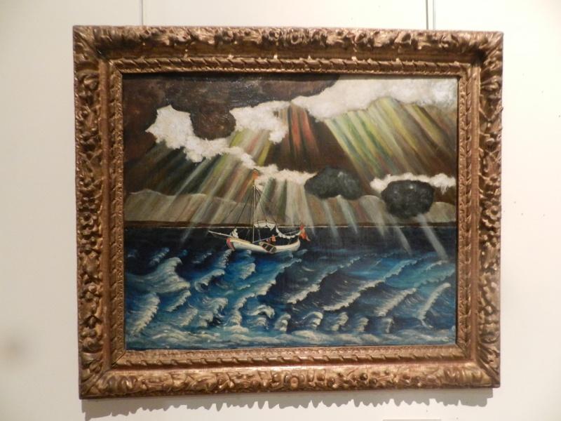 Le musée d'art naïf de Laval accueille un nouveau Rousseau Laval_14