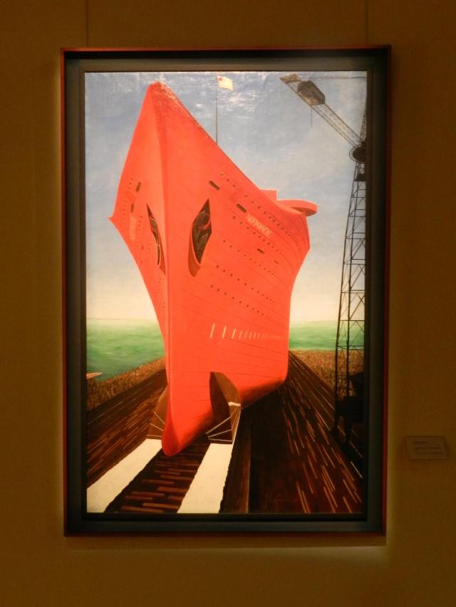 Le musée d'art naïf de Laval accueille un nouveau Rousseau Laval_16