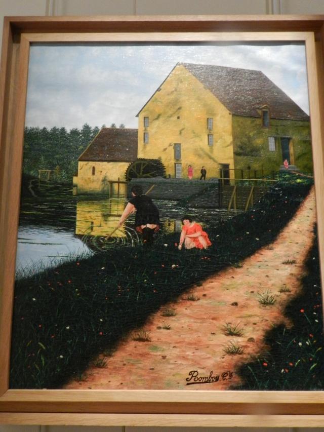 Le musée d'art naïf de Laval accueille un nouveau Rousseau Laval_18