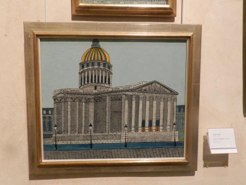 Le musée d'art naïf de Laval accueille un nouveau Rousseau Laval_19