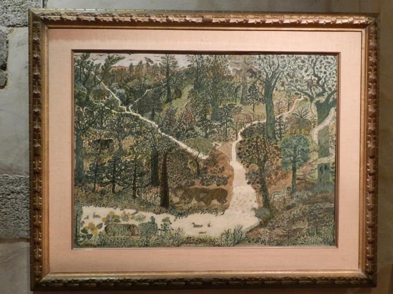 Le musée d'art naïf de Laval accueille un nouveau Rousseau Laval_21