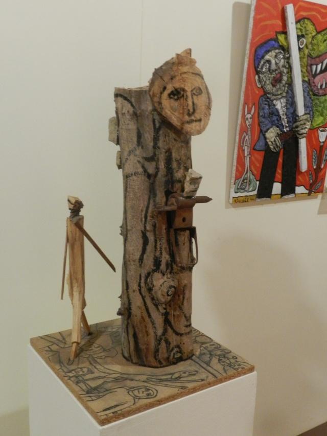 Le musée d'art naïf de Laval accueille un nouveau Rousseau Laval_24