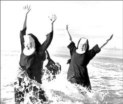 Nonnes et nonnettes fantasmées Lesnon11