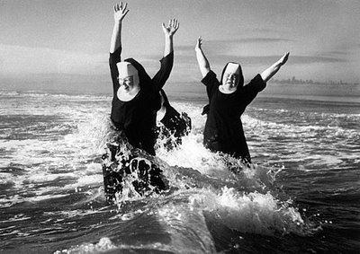 Nonnes et nonnettes fantasmées Nonne710