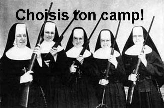 Nonnes et nonnettes fantasmées Nonnes11