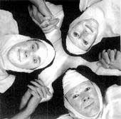 Nonnes et nonnettes fantasmées Nonnes14