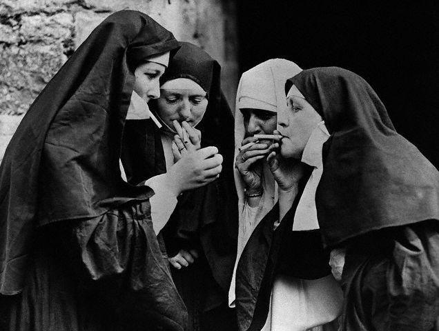 Nonnes et nonnettes fantasmées Nonnes15