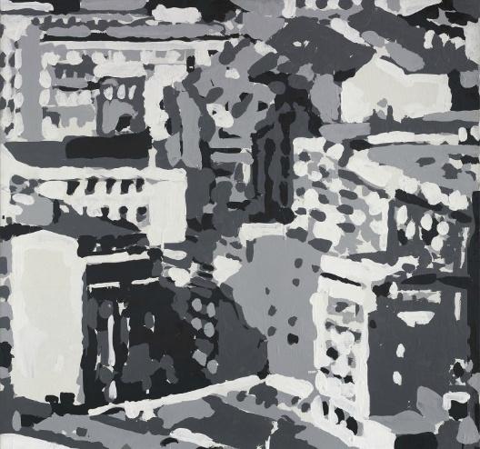 Rétrospective Gerhard Richter à Beaubourg Paysag10