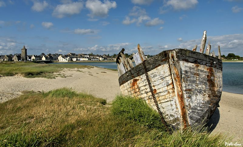 Barques échouées Photo-17
