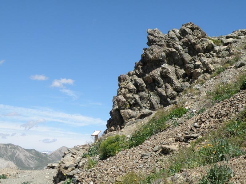 Le Chenaillet une journée géologie Queyra27