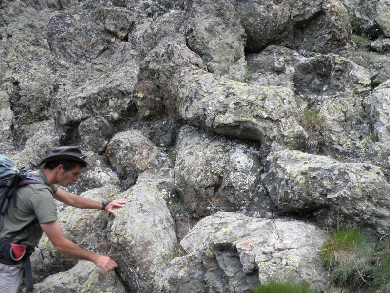Le Chenaillet une journée géologie Queyra34
