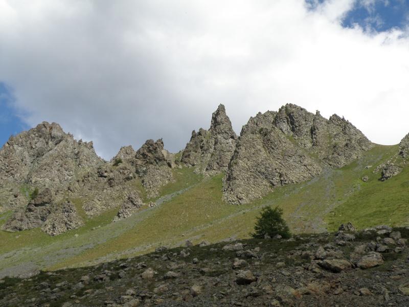Le Chenaillet une journée géologie Queyra35