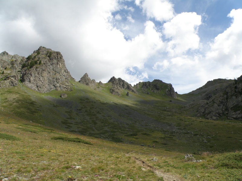 Le Chenaillet une journée géologie Queyra36