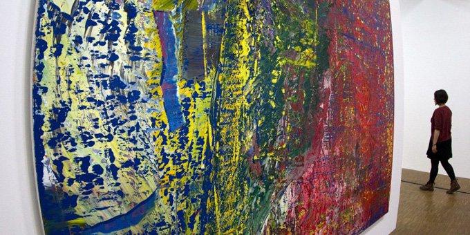 Rétrospective Gerhard Richter à Beaubourg Richte10