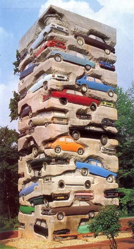 Appel à la nostalgie des épaves automobiles Tourar10