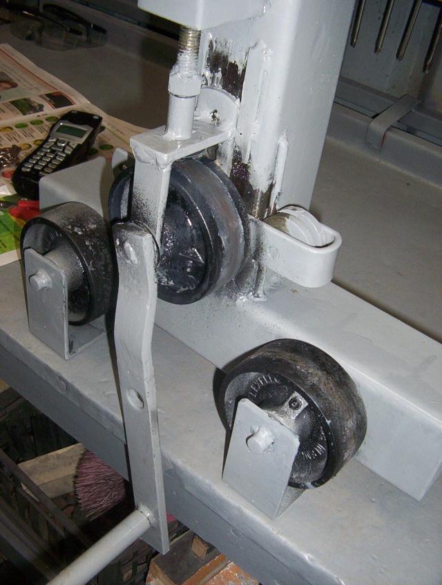 curvadora de perfiles - Roladora o Curvadora de rodillos 102_3914