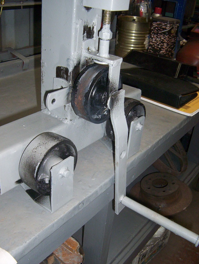 curvadora de perfiles - Roladora o Curvadora de rodillos 102_3916