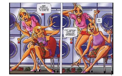 des images qui font rire Blonde10
