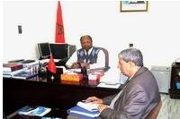 """حوار مع السيد """"محمد احديدان"""" المدير الجهوي للجمارك بالأقاليم الجنوبية 56310"""