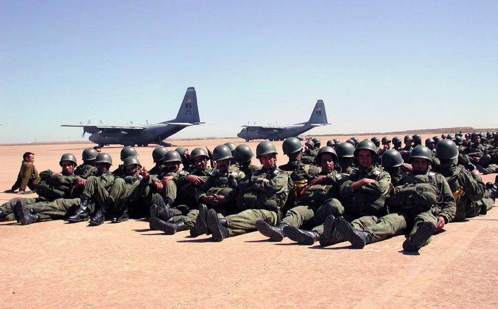 موسوعـــة شاملـة عن الجيـش الملكي المغربي Paras210