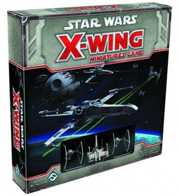 Star Wars X Wing Star-w10