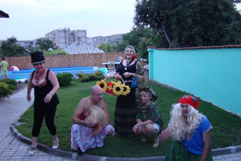 Tabara de creatie si recreatie Mahmudia-Natura-Istorie-Civilizatie-iulie 2010 Carnav12