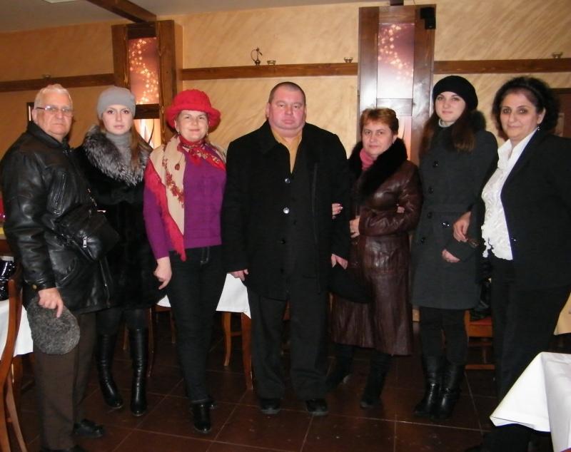 "Intalnire cu membri ai Societatii pentru Cultura Romaneasca ""Mihai Eminescu"" din regiunea Cernauti si cu alti romani basarabeni Cen110"