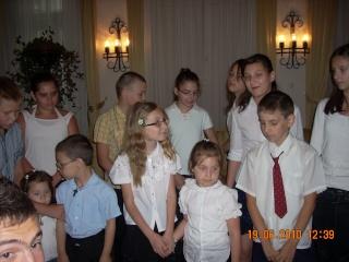 Corul Sfantul Nectarie Junior  Cenacl10