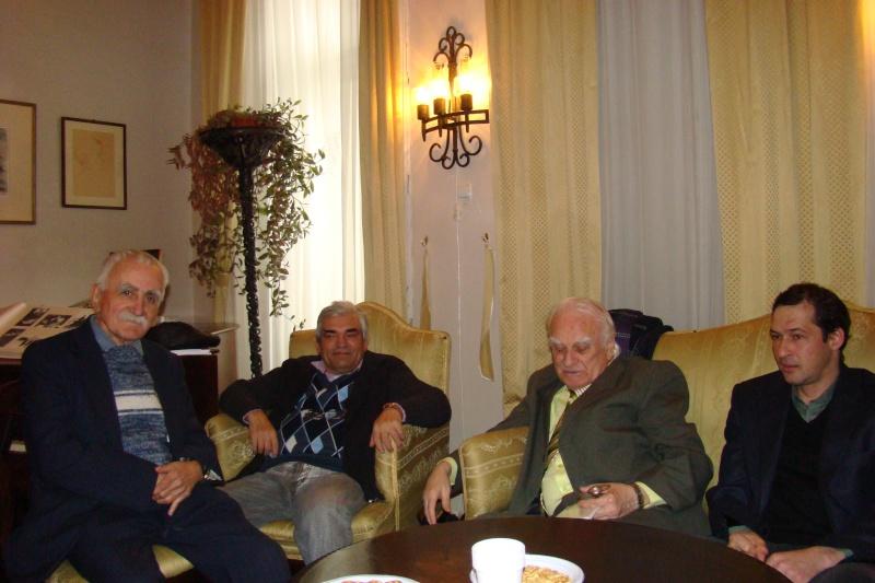 22 Ianuarie 2011-Sedinta a IX a A Cenaclului U.P.-Prin Iasi cu Veronica si Eminescu- Cenacl11