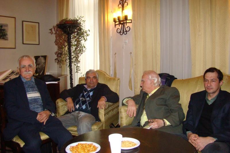 22 Ianuarie 2011-Sedinta a IX a A Cenaclului U.P.-Prin Iasi cu Veronica si Eminescu- Cenacl12