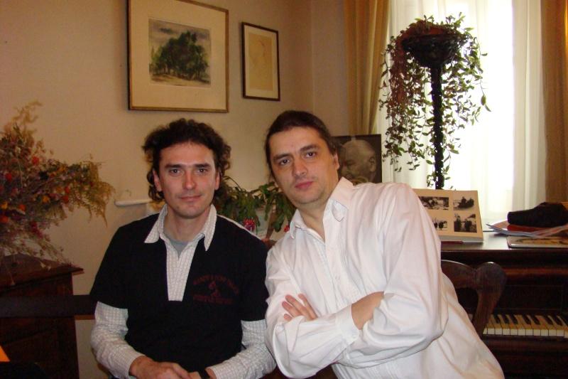 22 Ianuarie 2011-Sedinta a IX a A Cenaclului U.P.-Prin Iasi cu Veronica si Eminescu- Cenacl20