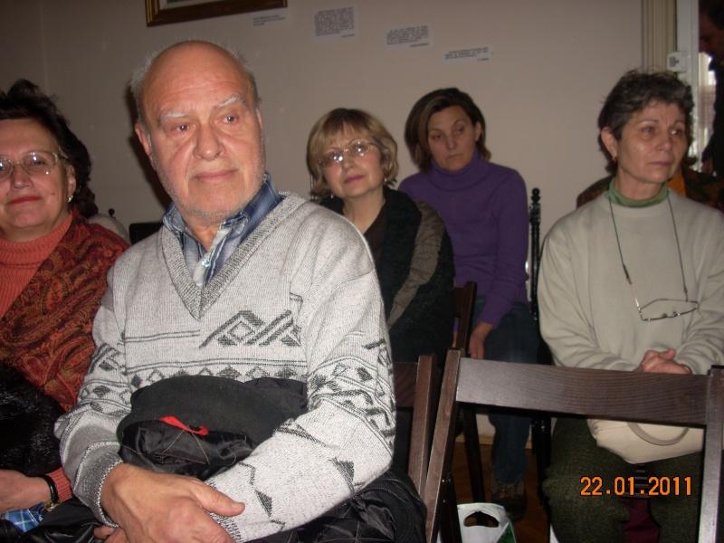 22 Ianuarie 2011-Sedinta a IX a A Cenaclului U.P.-Prin Iasi cu Veronica si Eminescu- Cenacl28