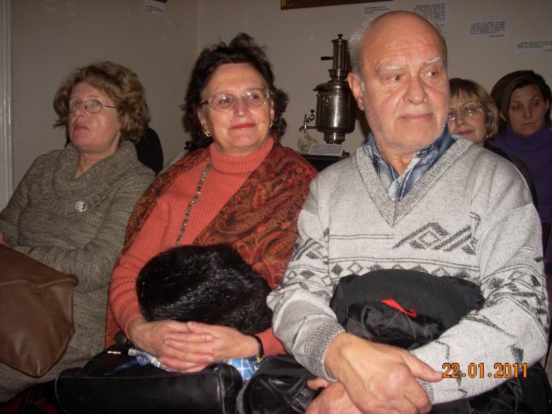 22 Ianuarie 2011-Sedinta a IX a A Cenaclului U.P.-Prin Iasi cu Veronica si Eminescu- Cenacl29