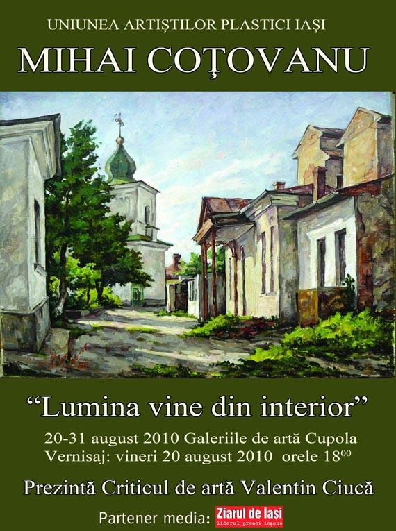 Mihai Coţovanu-Vernisajul expozitiei de pictura: Lumina vine din interior- Clip_313