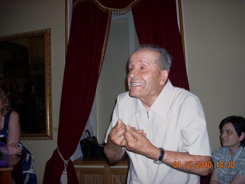 """Oameni si carti !-Societatea Culturala """"Plai Mioritic-Iasi-Chisinau-Cernauti""""-01 iulie 2010-""""Un om al cetaţii""""-Ion Ţăranu la 70 ani Dscn2915"""