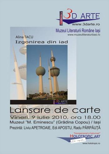 """lansare de carte-""""Izgonirea din iad """"de Alina Tacu Izgoni10"""