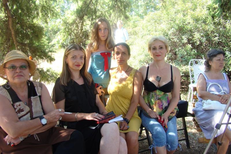 """Lansare de cărţi: """"La marginea tăcerii"""", de Dorina Neculce, """"Vade Mecum"""", Antologie versuri. Şase poeţi contemporani. """"Contraria"""",Rameel şi Dorina Neculce Lansar30"""