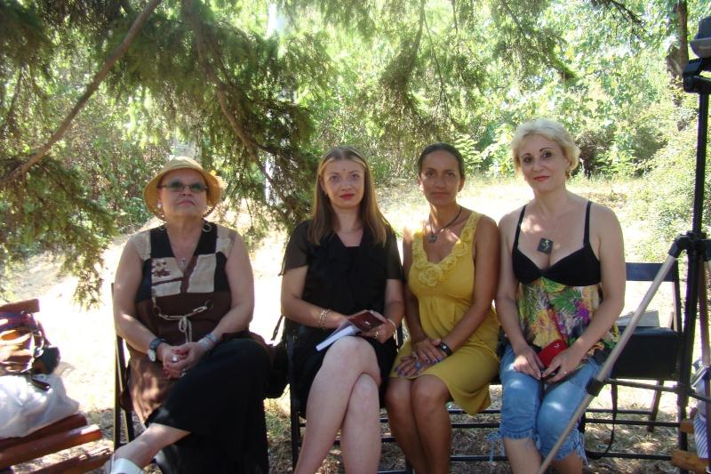 """Lansare de cărţi: """"La marginea tăcerii"""", de Dorina Neculce, """"Vade Mecum"""", Antologie versuri. Şase poeţi contemporani. """"Contraria"""",Rameel şi Dorina Neculce Lansar36"""