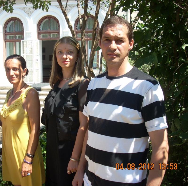 """Lansare de cărţi: """"La marginea tăcerii"""", de Dorina Neculce, """"Vade Mecum"""", Antologie versuri. Şase poeţi contemporani. """"Contraria"""",Rameel şi Dorina Neculce Lansar43"""