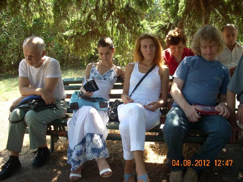 """Lansare de cărţi: """"La marginea tăcerii"""", de Dorina Neculce, """"Vade Mecum"""", Antologie versuri. Şase poeţi contemporani. """"Contraria"""",Rameel şi Dorina Neculce Lansar69"""
